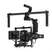 Tilta Gravity 3-Axis Handheld Gimbal System para Cinema Cameras y DSLRs con Motion Mimicking Control System y Hard Case